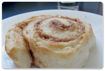 Super Easy Cinnamon Pinwheels
